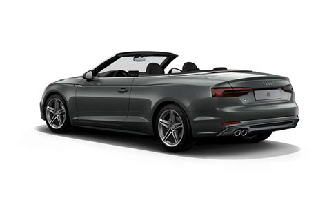 lease audi a5 cabriolet audi a5 cabriolet 2 0 tfsi 190ps sport leasing