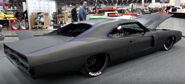 radical 1970 dodge charger build at 2017 autorama cars