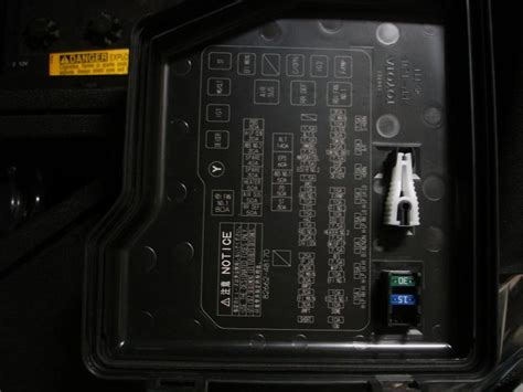 fuses for lights fuse for interior lights club lexus forums