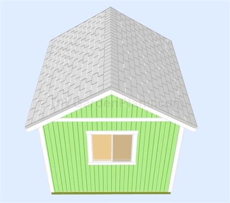 Shed Roof Ridge Cap gable shed plans installing roof shingles