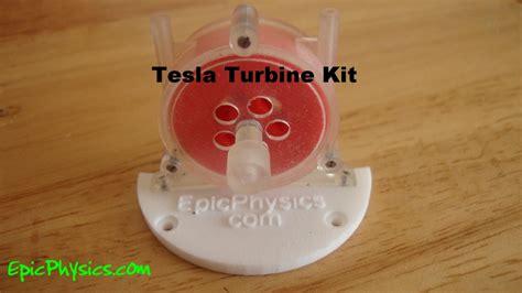 Tesla Turbine Kit Tesla Turbine Kit