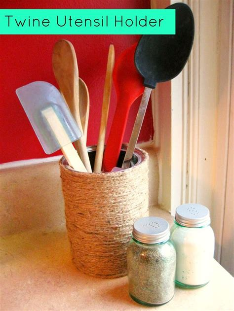 kitchen utensil holder ideas pinterest the world s catalog of ideas