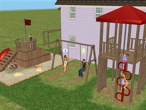 swing objects mod the sims 3 years goes by so fast time to play