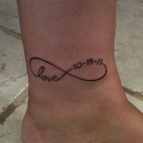 tatouage symbole de l infini 48 inkage
