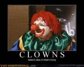 Creepy Clown Meme - funny creepy clowns lock your door