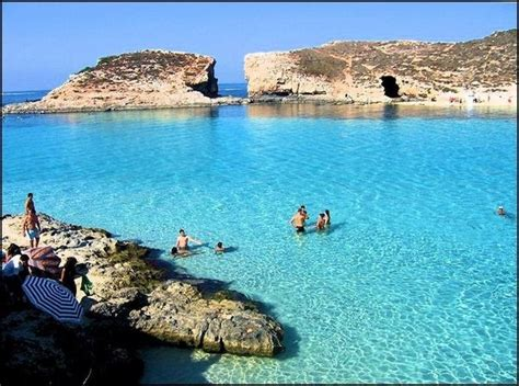 malta best beaches where are the best beaches in malta quora