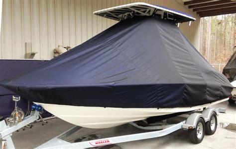 boston whaler dauntless boat cover boston whaler 174 dauntless 210 20xx t top boat cover port