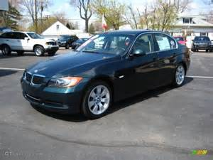 2006 Bmw 330xi 2006 Green Metallic Bmw 3 Series 330xi Sedan 7970799