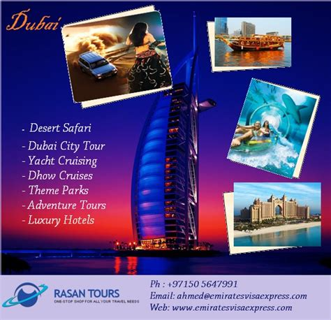 flyer design dubai rasan tour s flyer of dubai tour packages dubai tour