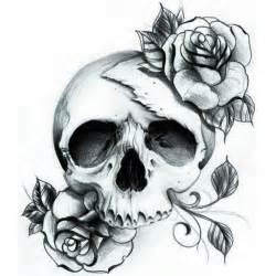 Skull rose tattoo tattoo ideas skull rose tattoos skull tattoo