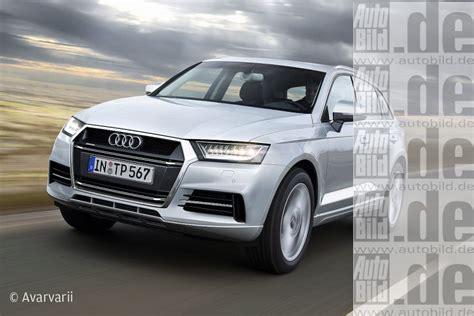Audi Q5 Nachfolger by Neuer Audi Q5 Gegen Mercedes Glk Bilder Autobild De