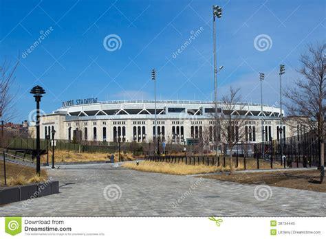 bronx new york home hairstyles yankee stadium nyc editorial image image 38734445
