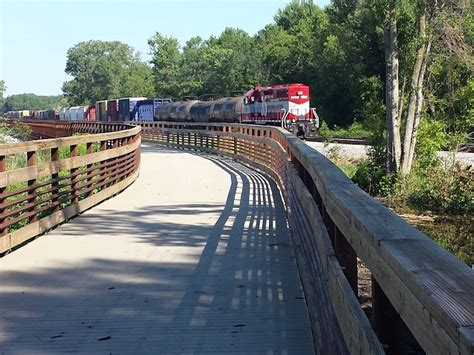 dane county parks nine new rail trails in 2017 trailblog
