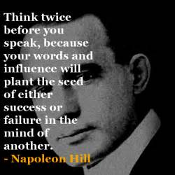 monday inspiration lunchbox 2 napoleon hill mother