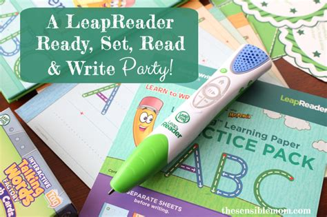 leapreader writing paper a leapreader quot ready set read write quot the