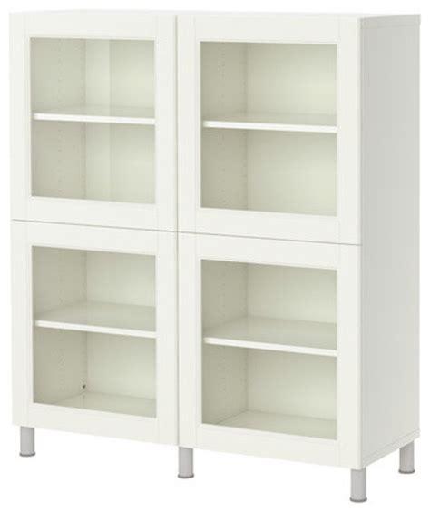 White Shelf Unit For Wall Best 229 Shelf Unit With Glass Doors White Modern