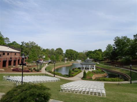 wedding venues greer sc the events center at greer city park greer sc wedding venue