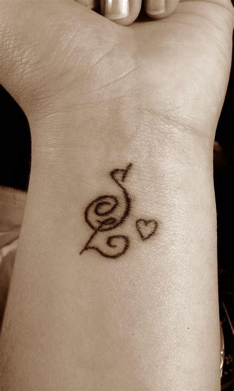 tattoos on s letter tattoos on s letter fresh wrist finger tattoologist codeshaker