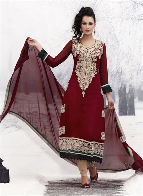 karachi pattern dress image pakistani salwar kameez dresses by indian online fashion