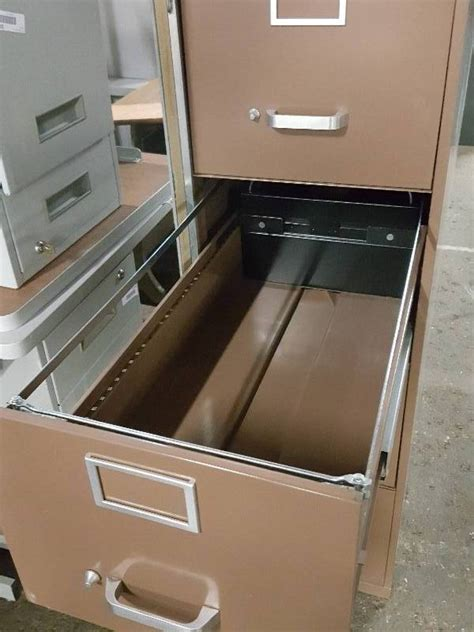 Lateral File Cabinet Lock Bar Big Time 5 Drawer Lateral Filing Cabinet With Side Bar Locking System Auction At Dale Wilch S