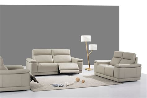 Leather Sectional Living Room Furniture by Cow Real Genuine Leather Sofa Set Living Room Sofa