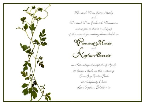 Wedding Invitation Card Poems by Poems For Wedding Invitation Cards Sunshinebizsolutions