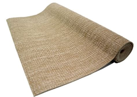 Best Mats For Beginners by Barefoot Jute And Per Eco Friendly Mat