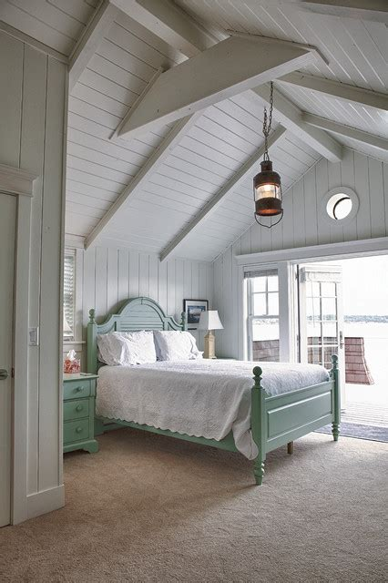 cottage bedroom lighting beach cottage beach style bedroom seattle by sykora home design