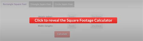how to figure square footage of a room how to calculate square footage calc