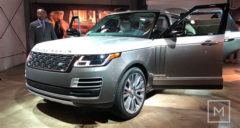 all car manuals free 1996 land rover range land rover reveals 2018 range rover svautobiography the manual