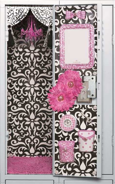 Locker Decorations by The Ultimate In Locker Decorations The New Dime Store