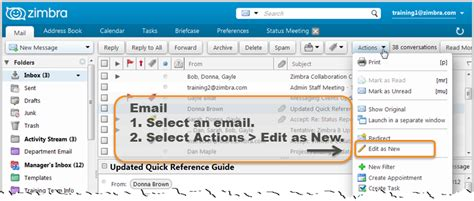 Zimbra Email Templates by Creating Templates In Zimbra Zimbra Tech Center