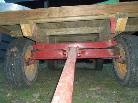 Platform Bed Parts - hay wagon rebuild chism heritage farm