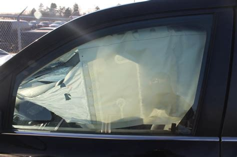 side curtain airbag 2007 saturn vue driver side and curtain airbags deployed