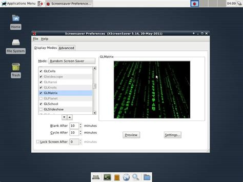 centos devel xfce for centos group gnome disable automatic screen lock in xfce in centos