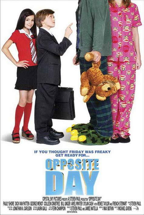 10 Best Childrens Of 2009 by Opposite Day Posters From Poster Shop