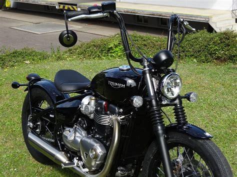 Motorrad Mit Hohem Lenker by Motorrad H 246 Ri Kaufen Triumph Bonneville 1200 Nicht
