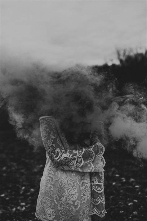Photography With Smoke Bombs | Aaron & Whitney Photography