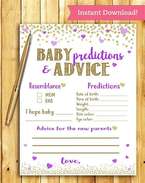 Baby Shower Interactive by Best 25 Baby Shower Advice Ideas On