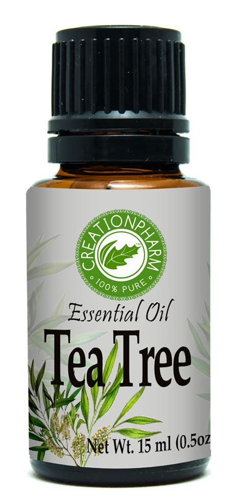 Melaleuca Alternafolia Tea Tree 15 Ml 1 tea tree essential 15 ml 0 5 oz