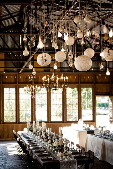 Wedding Reception Decorations Lights by 30 Amazing Wedding Ceremony Reception Decoration Ideas