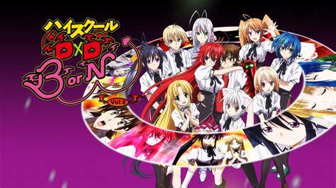 High School Dxd Vol 9 anime high school dxd born bd vol 6 garuda raws