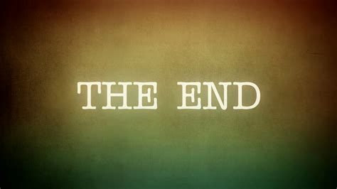 The 1 2 End By Rikachi vintage is this the end animation horror animation of a retro vintage fashioned end
