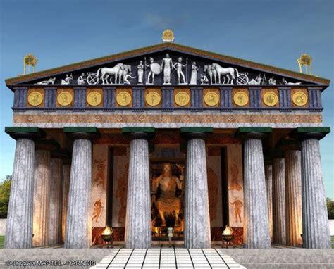 temple of zeus olympia mira temple