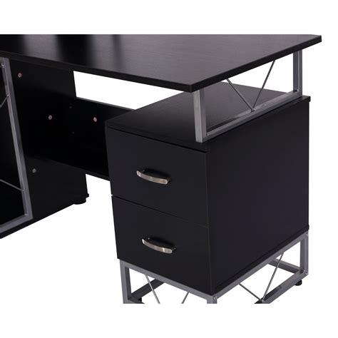 multi level computer desk multi level computer desk sauder saturn multi level