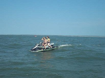 pontoon boat rental myrtle beach sc barefoot resort watersport rentals jet ski and pontoon