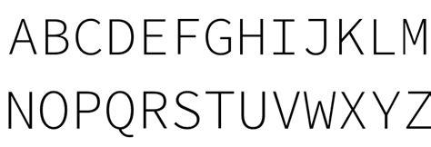 Code Light Font by Source Code Pro Light Font Comments