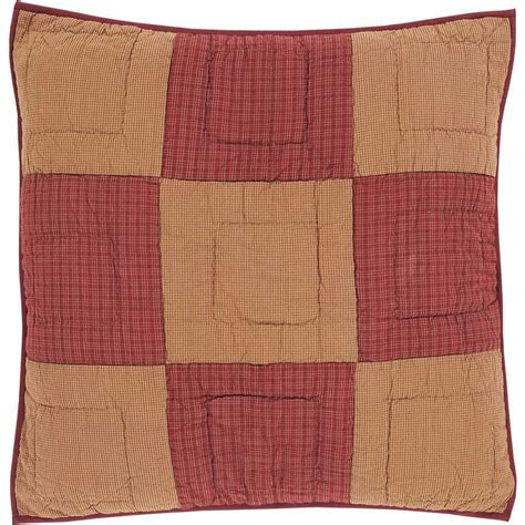 Pillow 26x26 by Ninepatch Pillow 26x26 Quilted Country