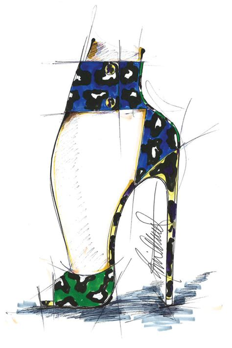 Shoe Designer Spotlight Brian Atwood by Brian Atwood Reveals Inspirations For Resort 17 Shoes