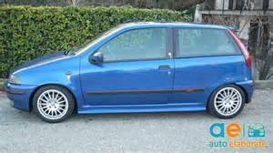 Fiat Punto 98 Fiat Punto Gt 160cv Anno 98 Tuning
